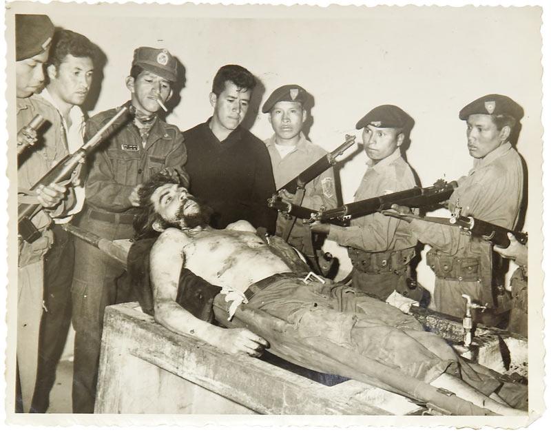 obama emulate che guevara Che Guevara dead